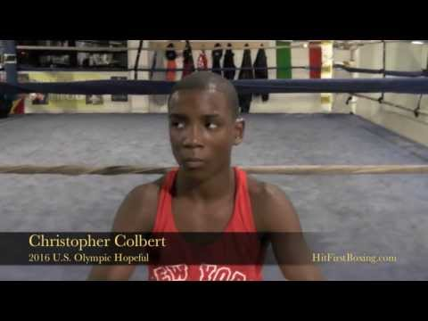 Olympic Hopeful Christopher Colbert Interview