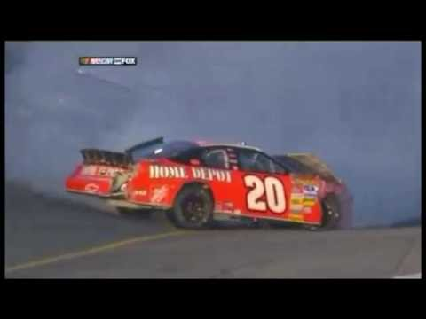 Tony Stewart Fights, Arguments and Temper