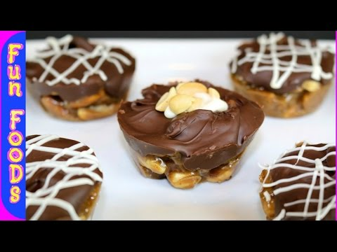 Chex Mix Surprise - Easy Dessert Recipes
