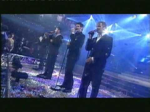 Westlife   Flying Without Wings Hitparty 2002