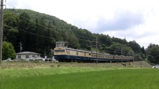 7月20日「懐かしの115系横須賀色」号運転