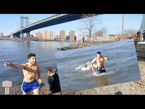 SWIMMING IN NYC's EAST RIVER PUNISHMENT + Round 22 Recap!!