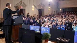 The President's Back to School Speech