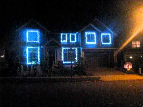 ge mr christmas lights sounds of christmas lights tualatin 2011 nik rachel