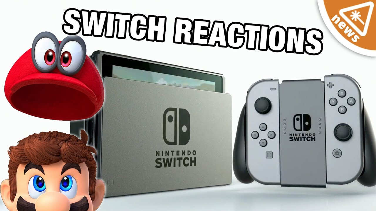 the funniest nintendo switch