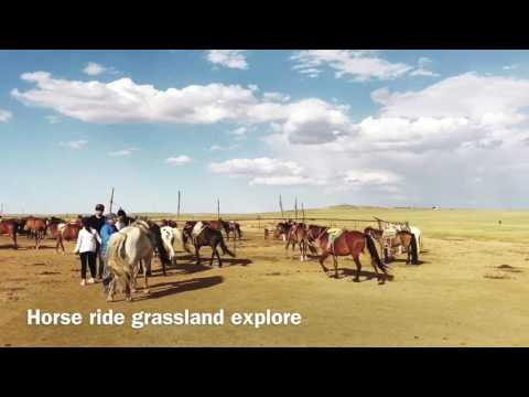 The Travel+Lifestyle 【Inner Mongolia 内蒙古】Xilamuren Grassland travel