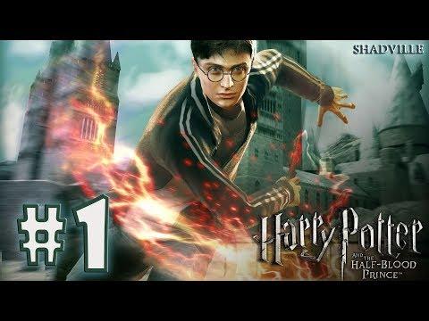 Harry Potter And The Half-Blood Prince (PC) Прохождение #1: Принц-полукровка