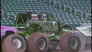 Grave Digger: Domination (1997 Original VHS) Part 1