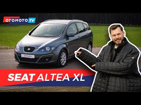 Seat Altea XL - Komu pasuje ten rozmiar?   Test OTOMOTO TV