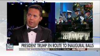 [ Tucker Porn ] A Trump hope To unite a divided country