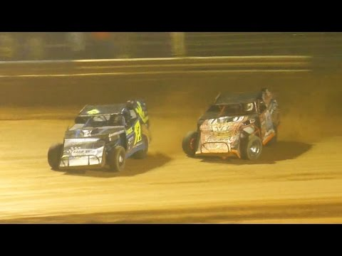 Renegades of Dirt Modified Feature | Tyler County Speedway | 7-7-16
