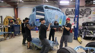 Watch The Gas Monkeys Assemble Their '34 Ford | Fast N' Loud