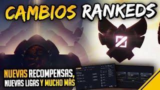 EL MAYOR CAMBIO A LAS RANKEDS DESDE 2013 | Noticias League Of Legends LoL Jota