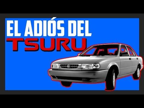 El Adiós del Nissan Tsuru en México.