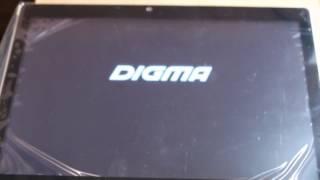 Тачскрин для планшета Digma Plane 1601 3G