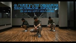 "Khalid Ft. Kane Brown "" Saturday Nights Remix"" Choreography by Mike Sanchez"