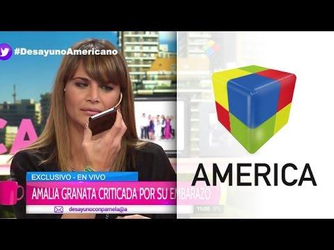 Amalia Granata confesó que está contenta porque tiene un candidato que es adinerado