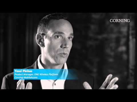 Corning Introduces the ONE Wireless Platform