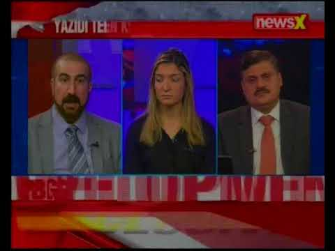 NewsX World Exclusive: Yazidi victim Nihad Barakat recites h
