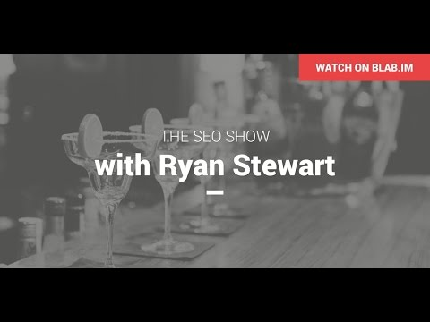 The SEO Show with Ryan Stewart Branding, content marketing and shoe laces.