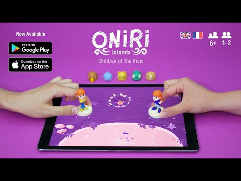Oniri Islands - The Team Spirit Adventure Game
