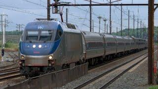 A High Speed Summer along Amtrak