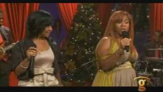 Mary Mary Christmas - Put A Little Love In Your Heart