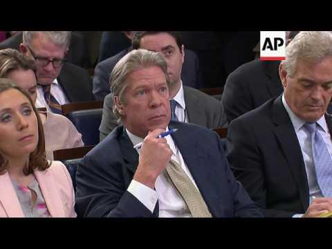 US Treasury Sec. announces Venezuela sanctions