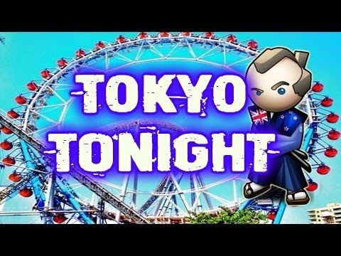 20140608 Ep 28 Tokyo Tonight - 11pm LIVE Japan Gadgets, Travel and News!