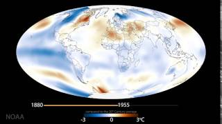 2016 Officially Warmest Year on Record