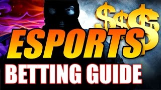 Esports Betting - 6 Things You Need to Know Before Getting Started