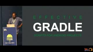 Effective Gradle Scripts for Android Projects