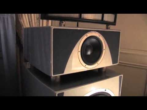siltech pantheon 130 000 ultra high end speakers ces. Black Bedroom Furniture Sets. Home Design Ideas