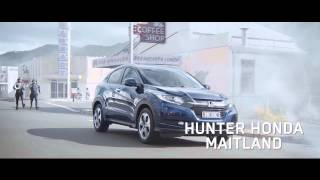 HUNTER HONDA HRV Video