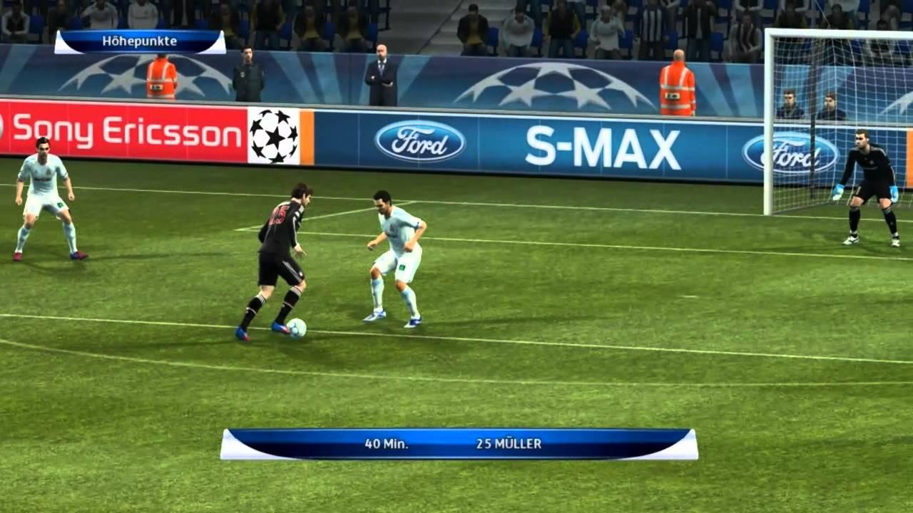 Uefa Champions League Olympique Marseille Fc Bayern
