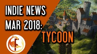 Best Tycoon and Business Management Indie Games -  Indie Game News March 2018