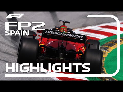 2021 Spanish Grand Prix: FP2 Highlights