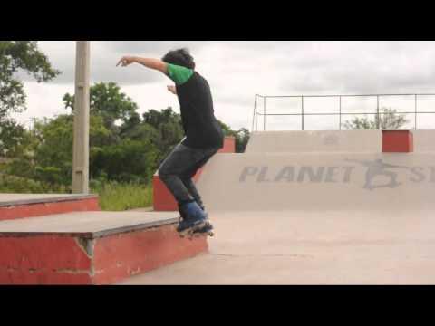 Tutorial de manobras patins street - Royal - Felipe Zambardino