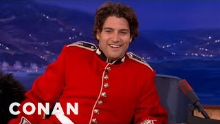 Adam Pally Is Having Yet Another Baby - CONAN on TBS