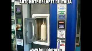 Как работает автомат продажи молока(Молочный автомат — это прямой путь от коровы до потребителя. Подробнее: http://milkfresh.com.ua., 2012-11-05T19:18:22.000Z)