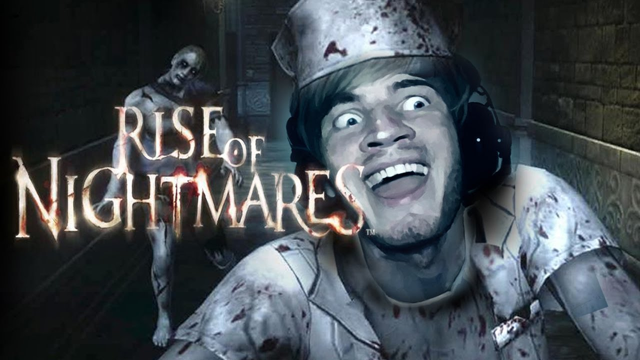 Crazy Kinect Horror Rise Of Nightmares Part 1 Youtube