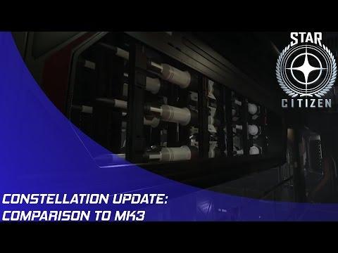 Star Citizen: Reworked Constellation Comparison!