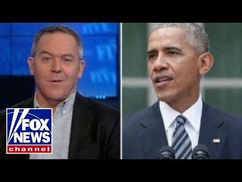 Gutfeld on no drama Obama