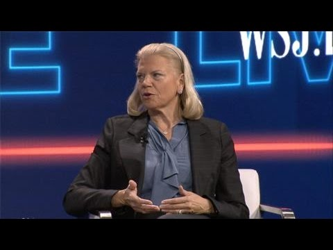 IBM Head Defends Company's Revenue Numbers