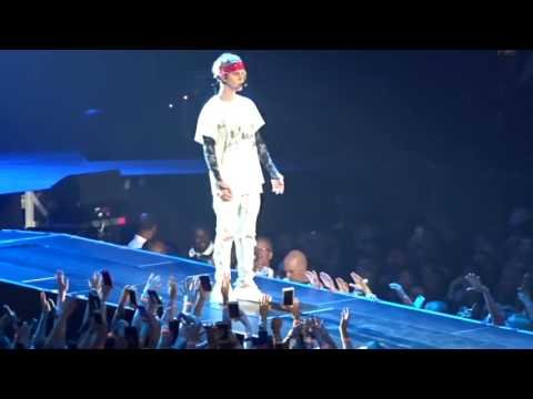 Justin bieber (Company)  live purpose tour