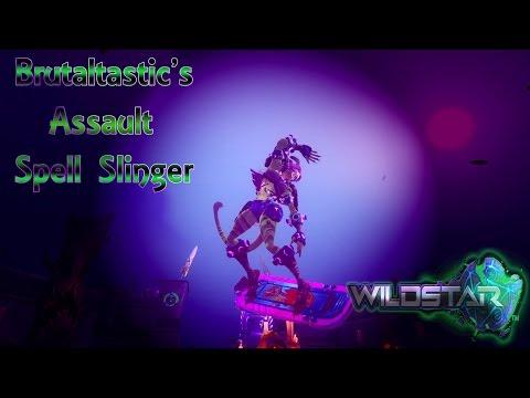 Wild Star - Questing - Assault Spell Slinger - Gameplay 2- Brutaltastic