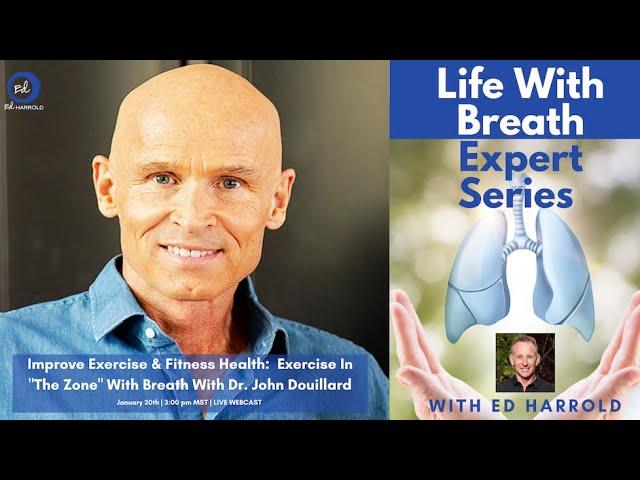 Dr. John Douillard On Nasal Breathing During Exercise