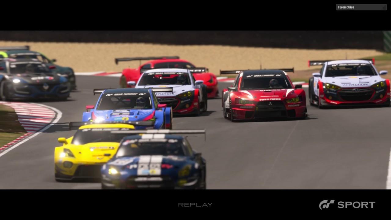 Gran Turismo Sport Beta Hyundai Genesis Coupe Racecar Youtube