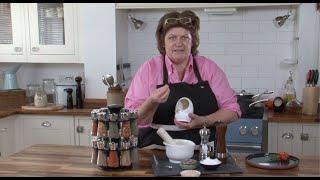 Rachel Green : Cooking with salt