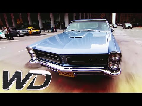 Pontiac Test Drive: Wheeler Dealers